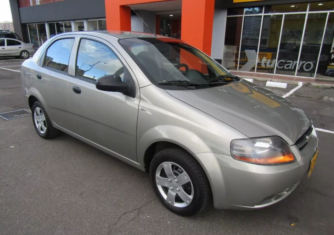 Screenshot_2019-10-25 Chevrolet Aveo Sd 1600 - $ 17 800 000(2)