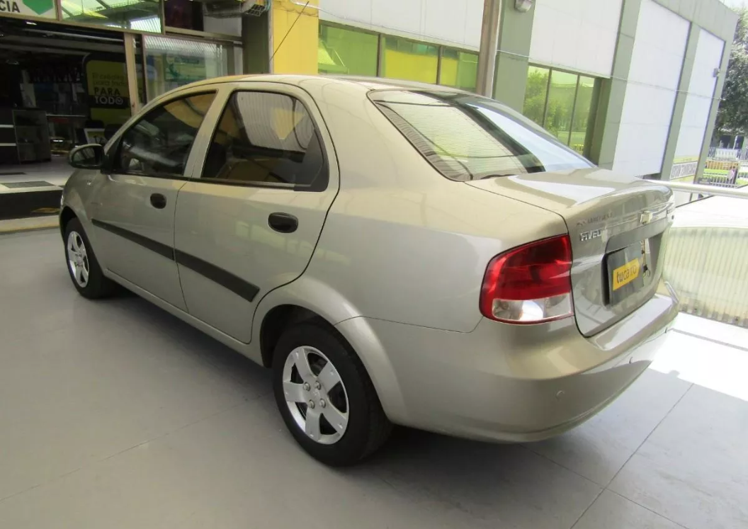 Screenshot_2019-11-01 Chevrolet Aveo Mt 1600cc Aa - $ 17 800 000(5)