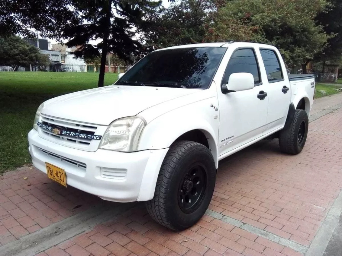 Screenshot_2019-11-27 Chevrolet Luv Dmax 4x4 Diesel 3 0 2008 Doble Cabina Aire Aco - $ 35 800 000