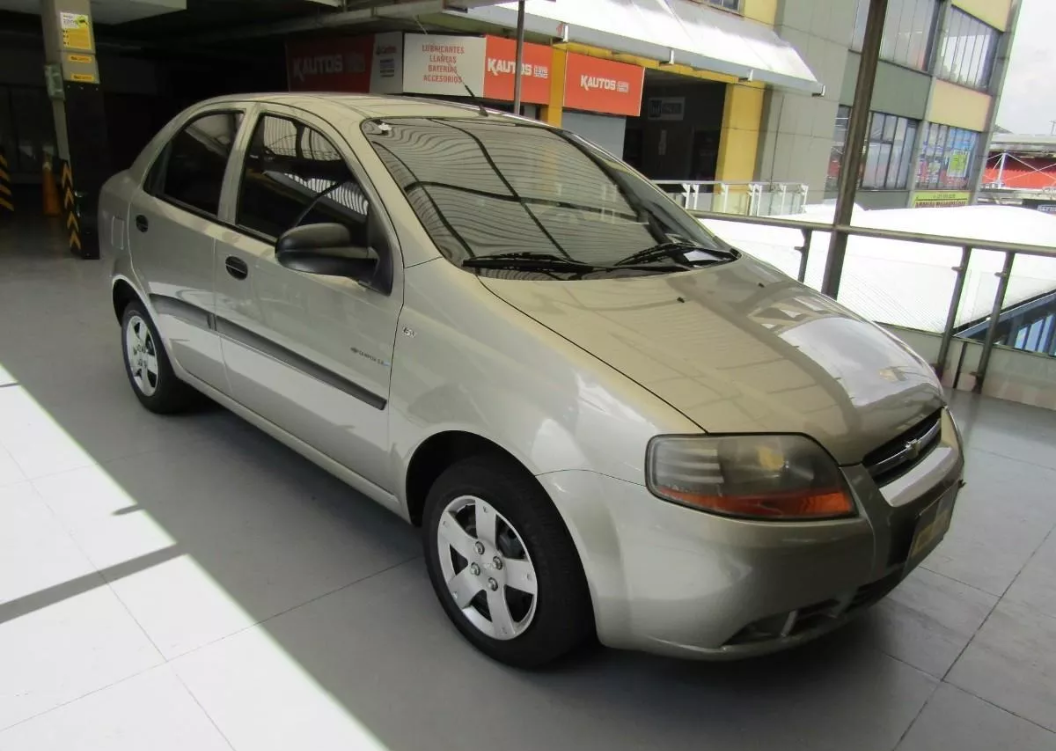 Screenshot_2019-11-01 Chevrolet Aveo Mt 1600cc Aa - $ 17 800 000(2)