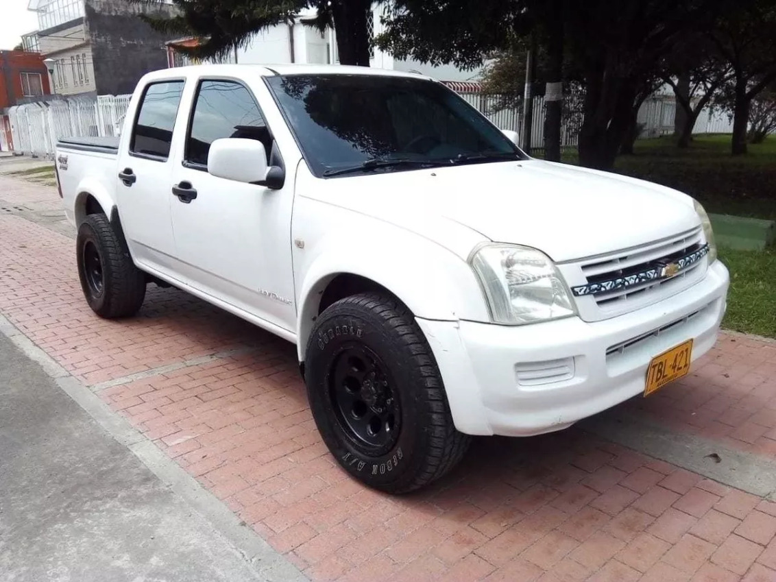 Screenshot_2019-11-27 Chevrolet Luv Dmax 4x4 Diesel 3 0 2008 Doble Cabina Aire Aco - $ 35 800 000(2)